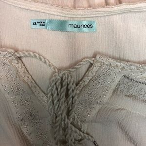 Maurices Tops - 🍭Maurices Long Sleeve Blouse